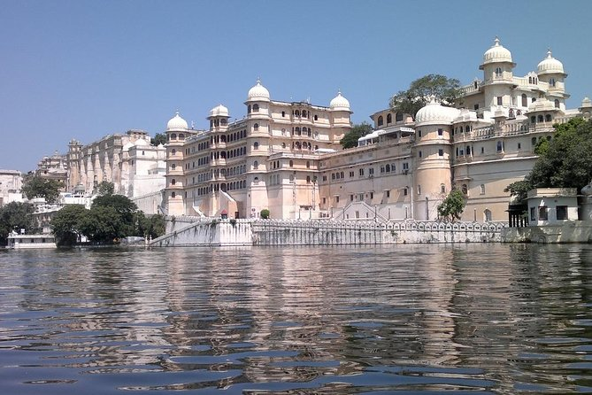 Udaipur- city of lakes, same day sightseeing