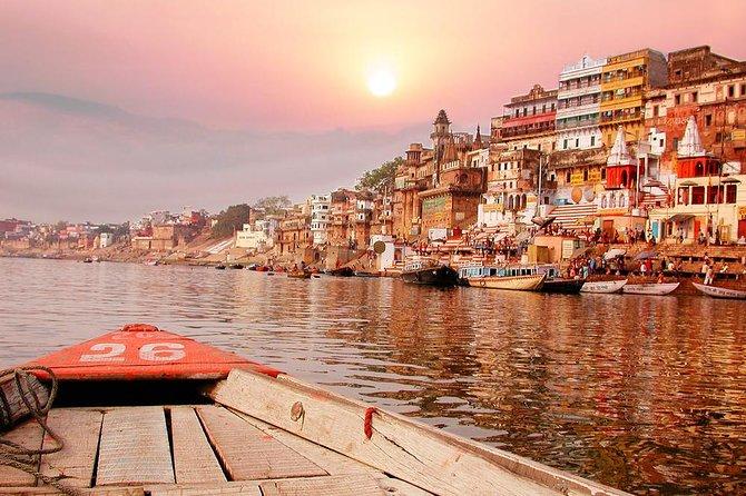 Varanasi-city of Ganges, same day visit