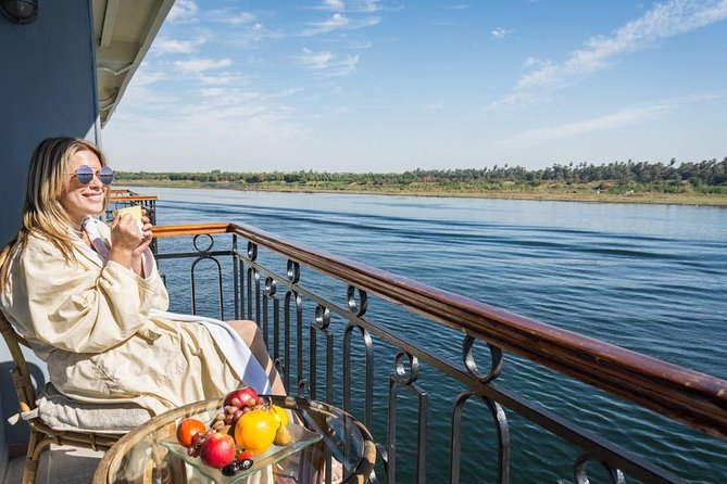 4 Nights Nile Cruise From Luxor To Aswan Including Abu simbel & Hot Air Balloon