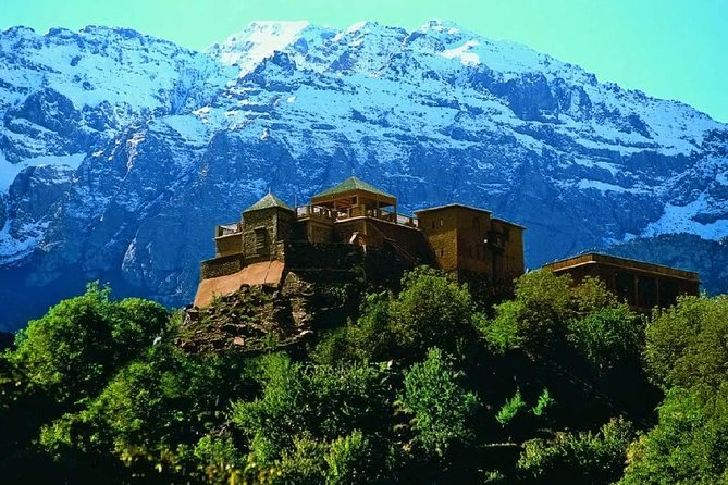 Imlil Village Private Day Trip from Marrakech via Atlas Mountains
