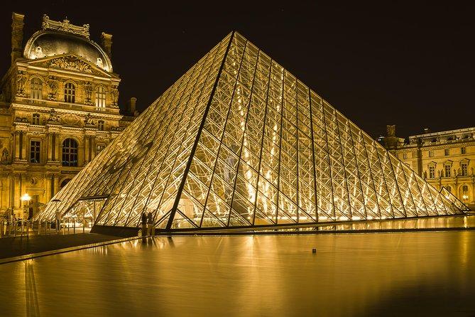 Louvre onder de sterren