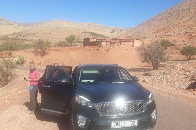 Private Transfer Marrakech - Ourzazate