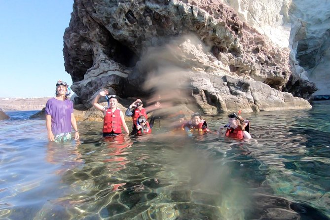 Santorini:Stand-Up Paddle and Snorkel Adventure photo 16