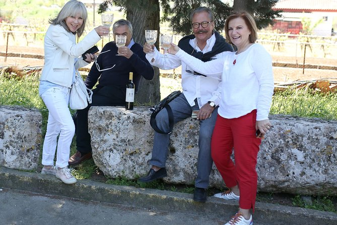 Private Luxury wine tour in Ancient Nemea and vineyards.
