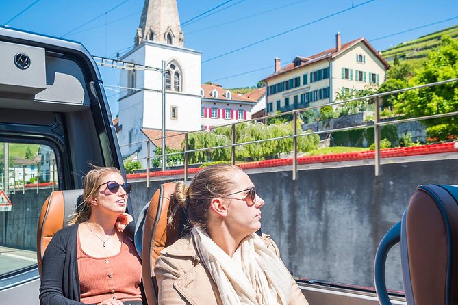 Lavaux Panoramic Tour from Lausanne