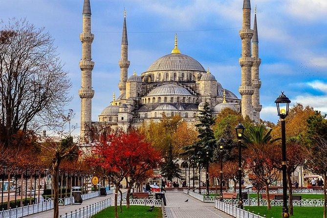 Istanbul Old City Tour:Hagia Sophia,TopkapiPalace,BlueMosque GrandBazar