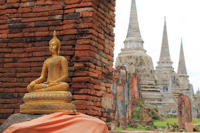 Best of Ayutthaya : 5 UNESCO temple group tour photo 7