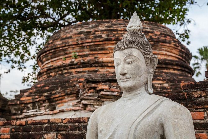 Best of Ayutthaya : 5 UNESCO temple group tour photo 6