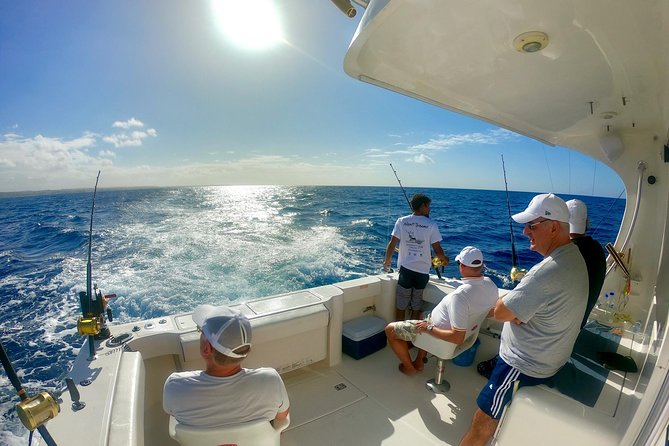 Deep-Sea Fishing Experience in Barbados onboard Nauti Dreams photo 10