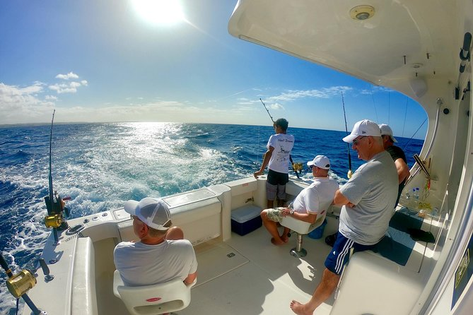 Deep-Sea Fishing Experience in Barbados onboard Nauti Dreams photo 30