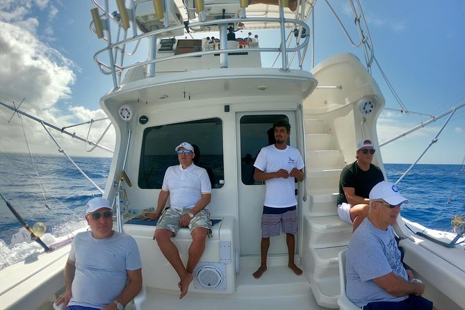 Deep-Sea Fishing Experience in Barbados onboard Nauti Dreams photo 3
