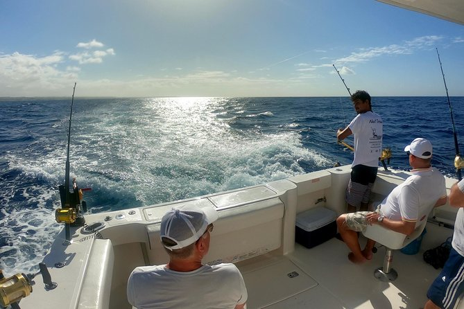 Deep-Sea Fishing Experience in Barbados onboard Nauti Dreams photo 28