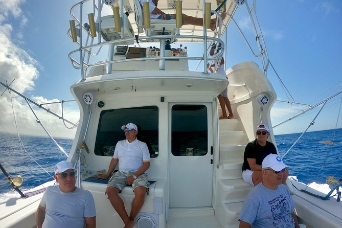 Deep-Sea Fishing Experience in Barbados onboard Nauti Dreams photo 41