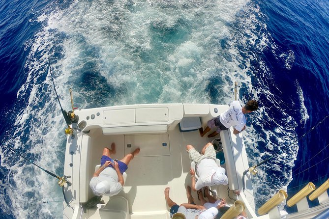 Deep-Sea Fishing Experience in Barbados onboard Nauti Dreams photo 12