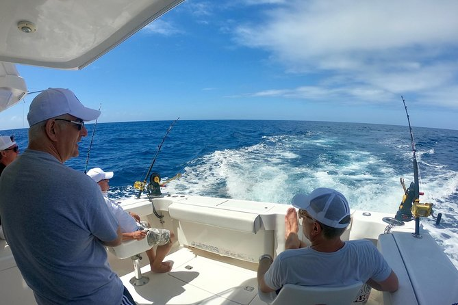 Deep-Sea Fishing Experience in Barbados onboard Nauti Dreams photo 22