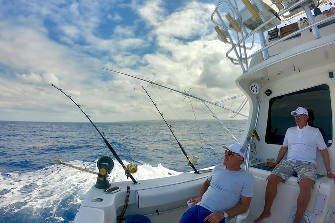 Deep-Sea Fishing Experience in Barbados onboard Nauti Dreams photo 29