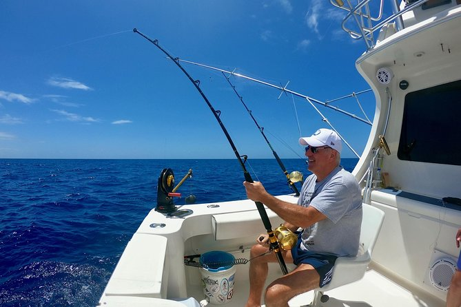 Deep-Sea Fishing Experience in Barbados onboard Nauti Dreams photo 26