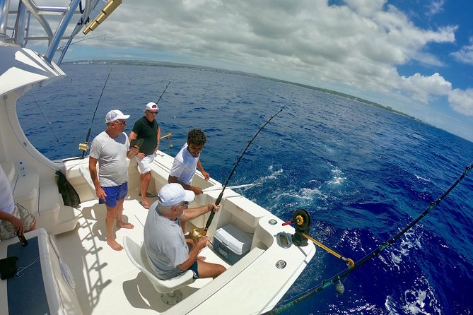 Deep-Sea Fishing Experience in Barbados onboard Nauti Dreams photo 38