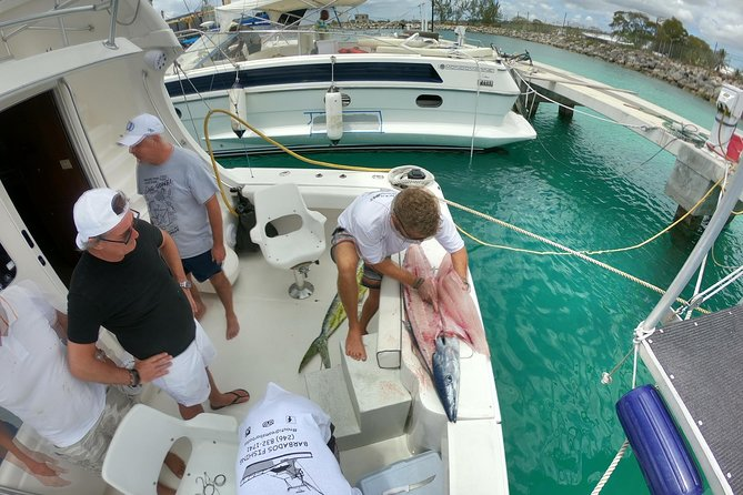Deep-Sea Fishing Experience in Barbados onboard Nauti Dreams photo 48