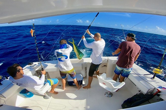 Deep-Sea Fishing Experience in Barbados onboard Nauti Dreams photo 17
