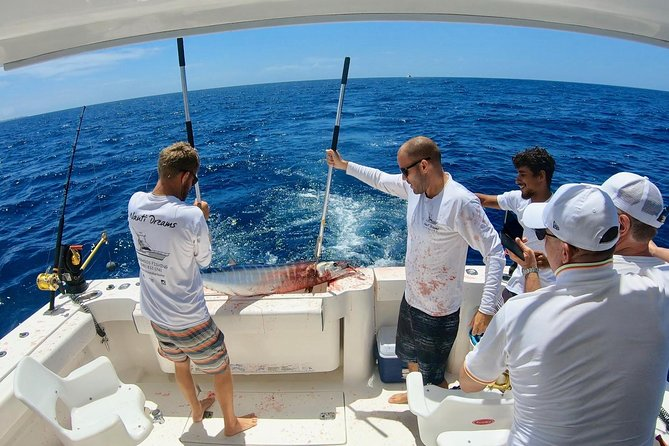 Deep-Sea Fishing Experience in Barbados onboard Nauti Dreams photo 42
