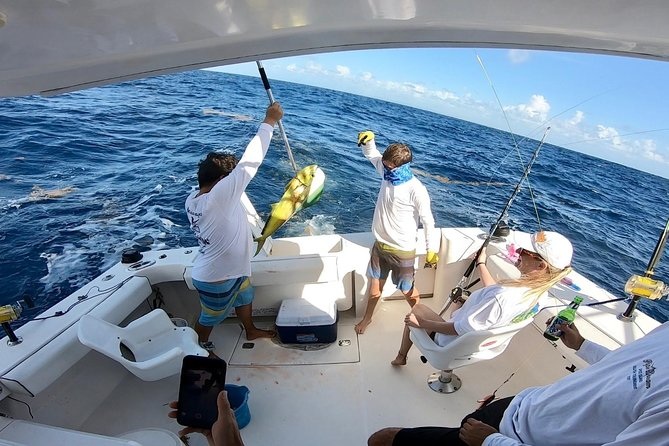 Deep-Sea Fishing Experience in Barbados onboard Nauti Dreams photo 39