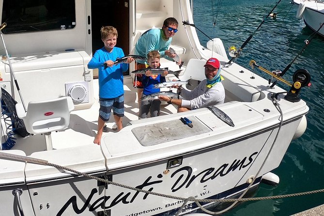 Deep-Sea Fishing Experience in Barbados onboard Nauti Dreams photo 32