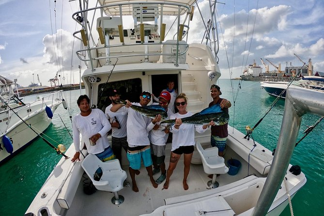 Deep-Sea Fishing Experience in Barbados onboard Nauti Dreams photo 35
