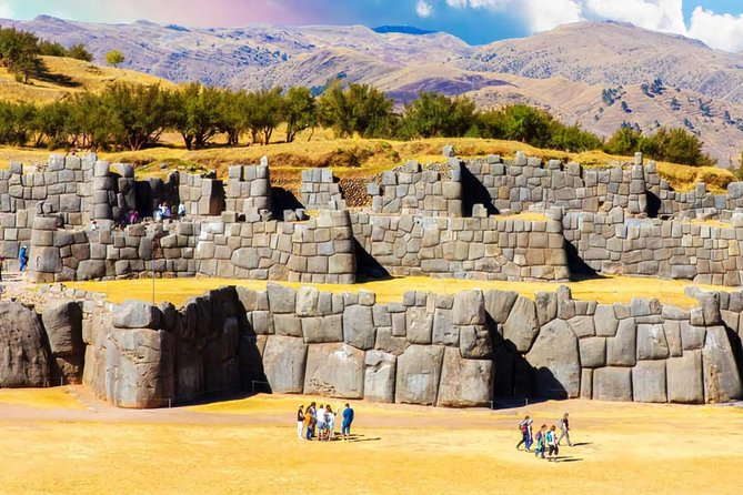 Horseback Riding in Sacsayhuaman
