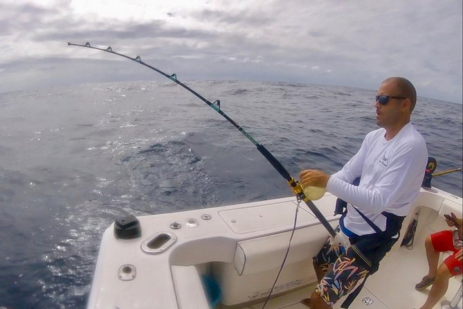 Deep-Sea Fishing Experience in Barbados onboard Nauti Dreams photo 2