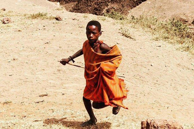6 Days Tanzania Game drive camping Safari