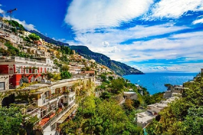 Naples and Amalfi coast full day tour from Rome