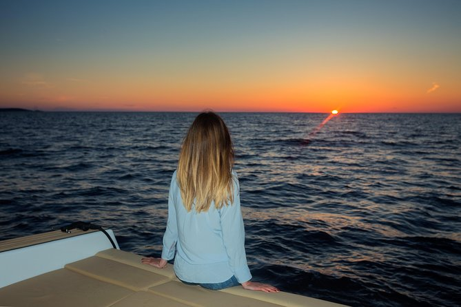 Sunset & Pakleni islands Speed boat tour from Hvar