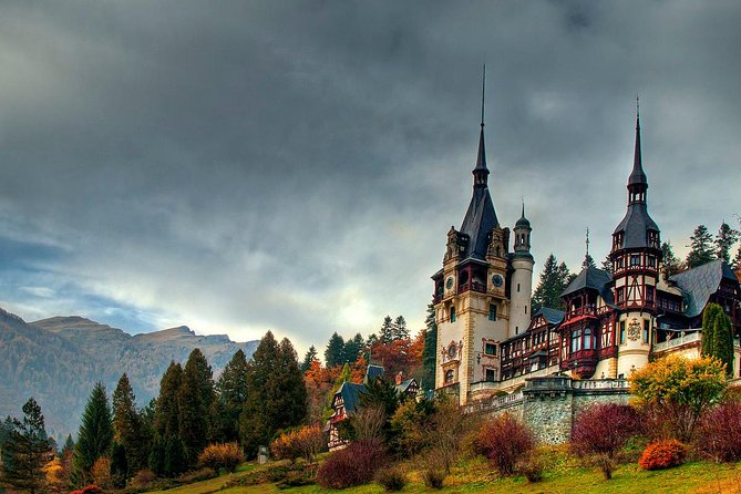 Private Castle Tour | BRAN & SINAIA