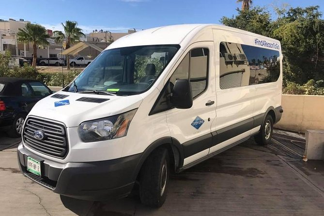 Los Cabos Airport to Hotel Shuttle Service-One Way