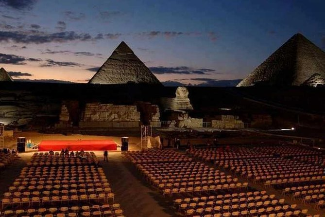Sound and Light Show at the Pyramids photo 2
