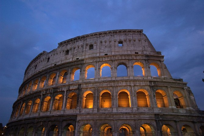 Guided tour of the Colosseum, Roman Forum and Palatine Hill