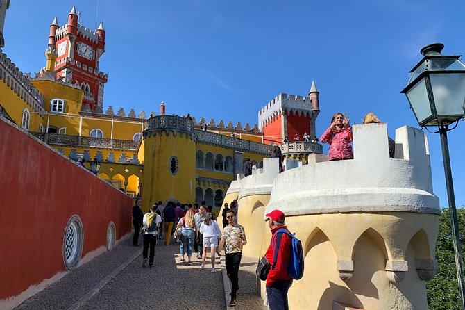 Private tour to Sintra, Cabo da Roca and Cascais