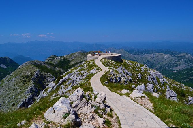 Adventure park 'Lovcen' and Njegos's Mausoleum