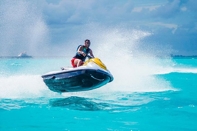 Explore and Enjoy the Caribbean Sea in Cancun (Swim and Ride) photo 5