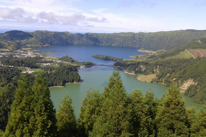 Half Day Private Tour, São Miguel, Azores. Price per car