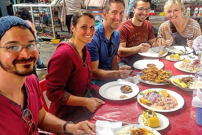 Local Markets & Food History Small-Group Tour