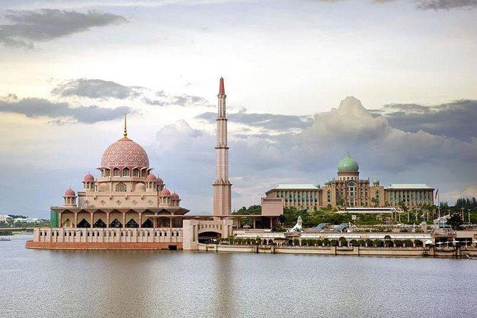 Kuala Lumpur Airport Departure Transfer En-route Putrajaya Photo Stop