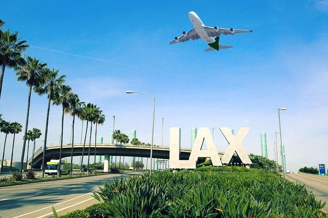 Los Angeles Transfers (LAX): Private Transfer From Huntington Beach.