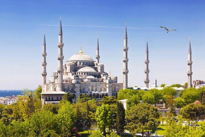 Private Istanbul Tour: Topkapi Palace, Blue Mosque, Hagia Sophia, Grand Bazaar