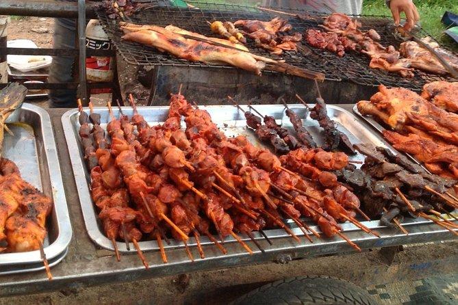Siem Reap Street Food Evening Tour