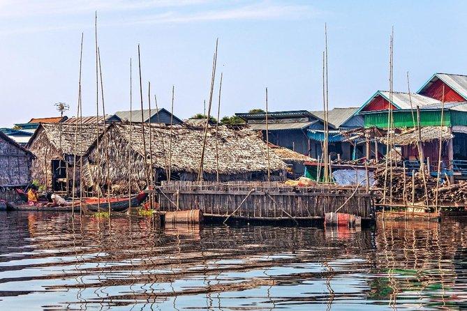 Tonle Sap Cruise Small-Group Tour