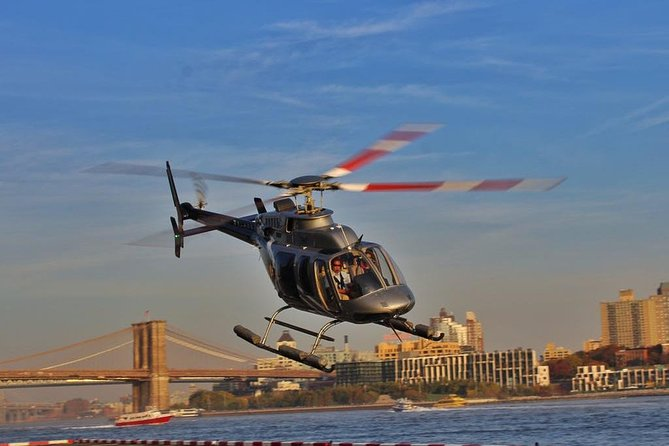 Manhattan Helicopter Sightseeing Tour