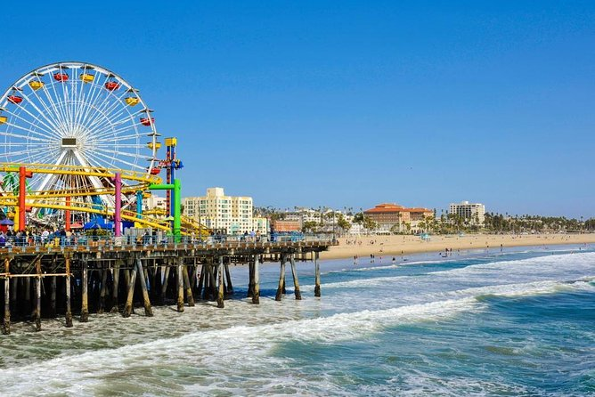 Santa Monica area: Private Transfer To Los Angeles Airport/Cruise Port.