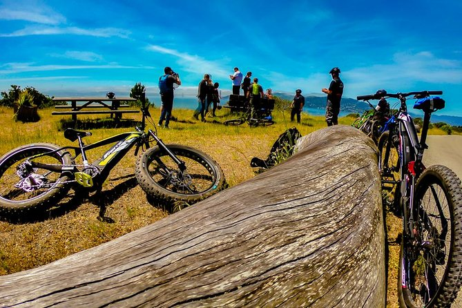 EcoBike Adventures | Angel Island - Electric Bike Tour